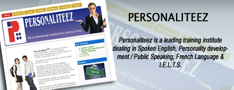 Inventus Solution- Web desiging Client, Personaliteez